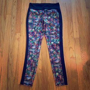 Funky patterned leggings